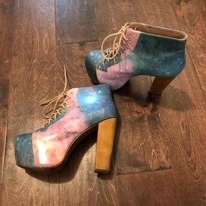 Jeffrey Campbell Galaxy Lita